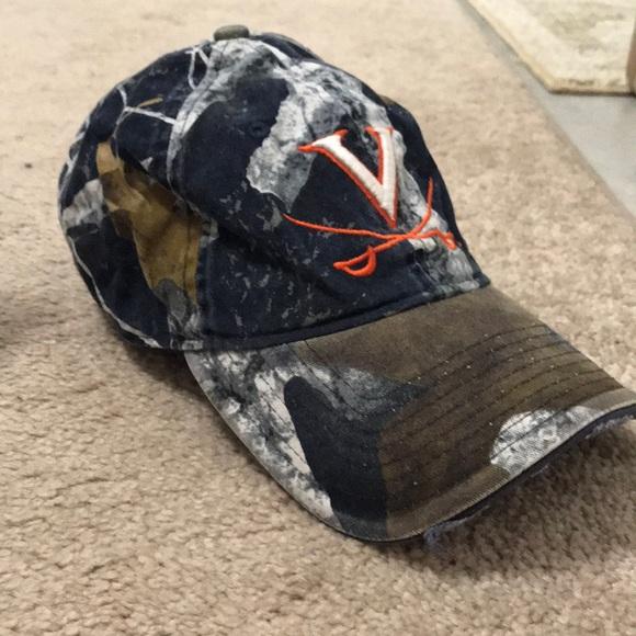 765804529b07a Camo UVA Hat. M 5a7f4a1e8290aff2acae70d1. Other Accessories ...